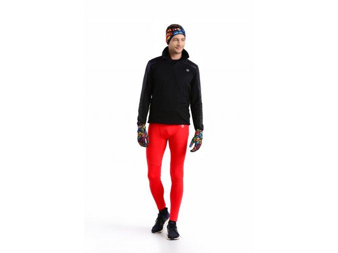 Pánské kalhoty PRO - Total Red