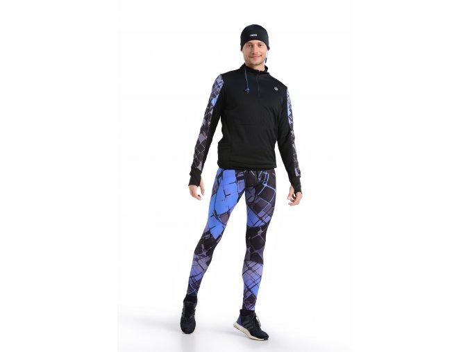 Pánské kalhoty PRO - Black Net