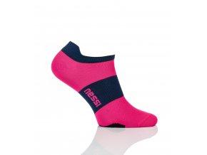 Běžecké kotníkové ponožky SRS-4 - Růžová