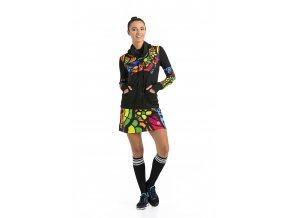 Sportovní sukně se šortkami - Mosaic