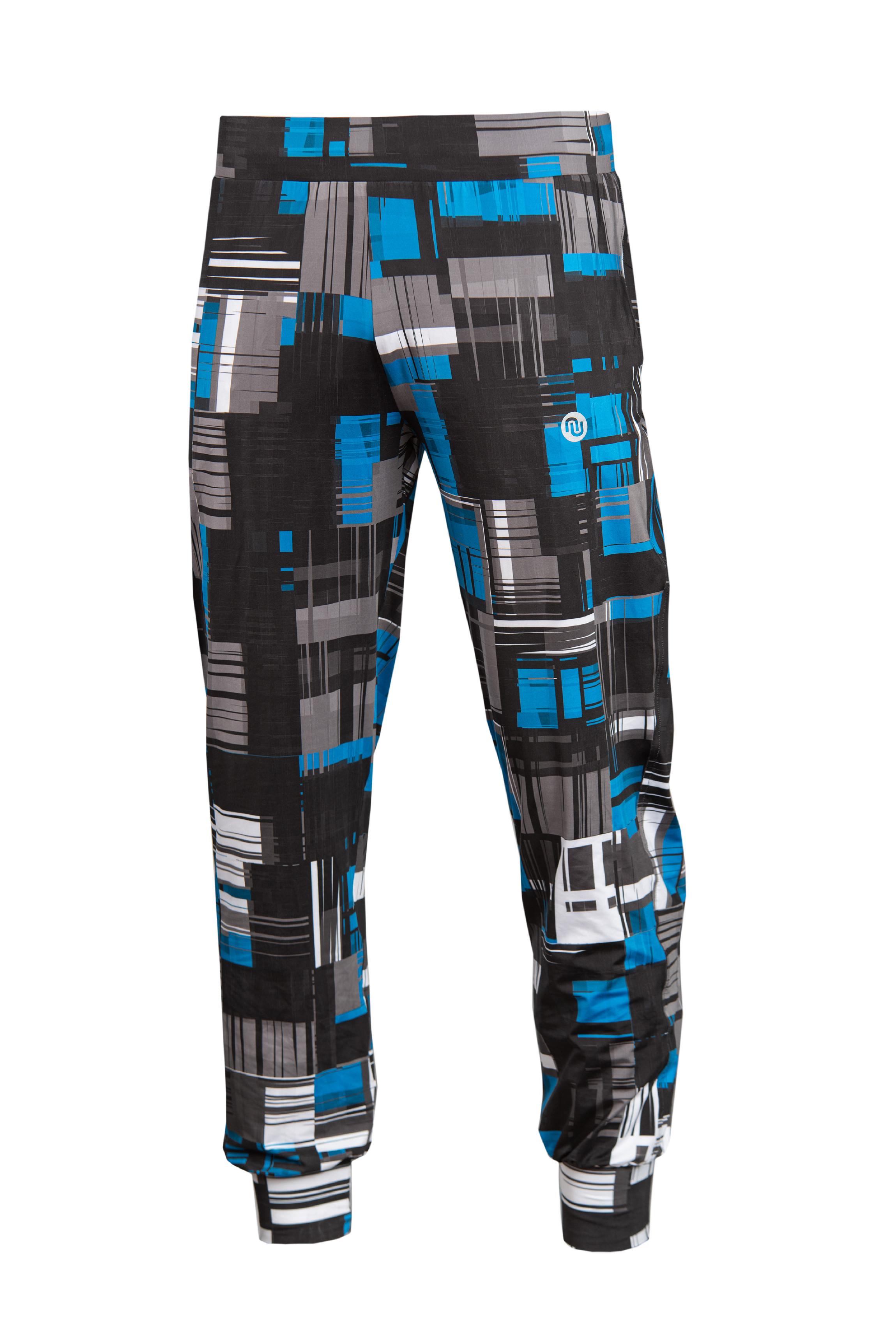 Levně Volné sportovní kalhoty SDMC-11S3 - Krado Velikost: S