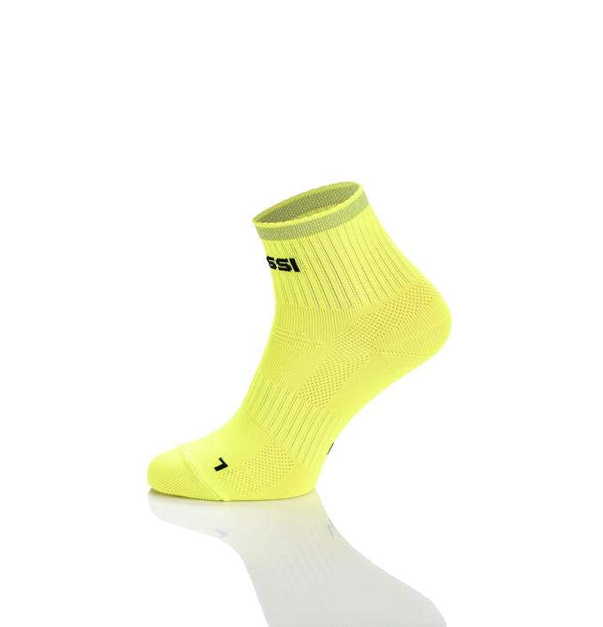 Levně Prodyšné ponožky Trail R RKKO-2 Yellow Velikost: 42-44