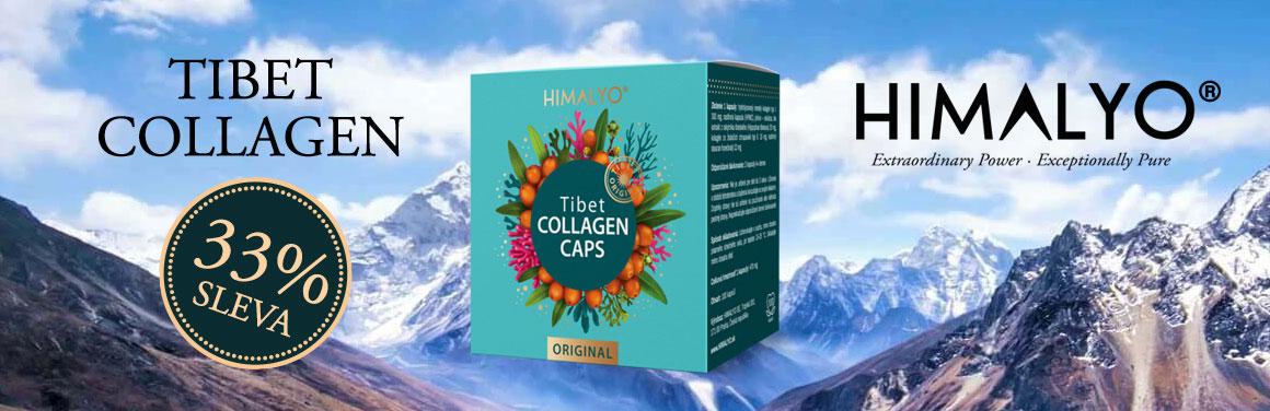 Tibet COLLAGEN CAPS se slevou 33%!