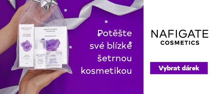 Potěšte své blízké balíčkem péče o pleť za zvýhodněnou cenu a ve speciálním vánočním balení zdarma
