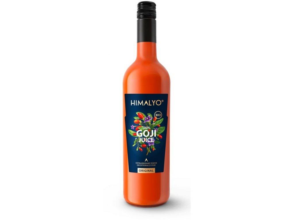 Bio Goji originál 100% juice 750 ml