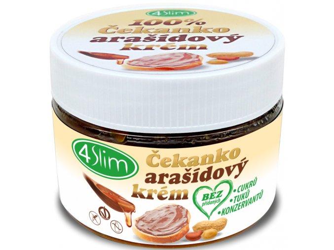 Čekankovo-arašídový krém 250g