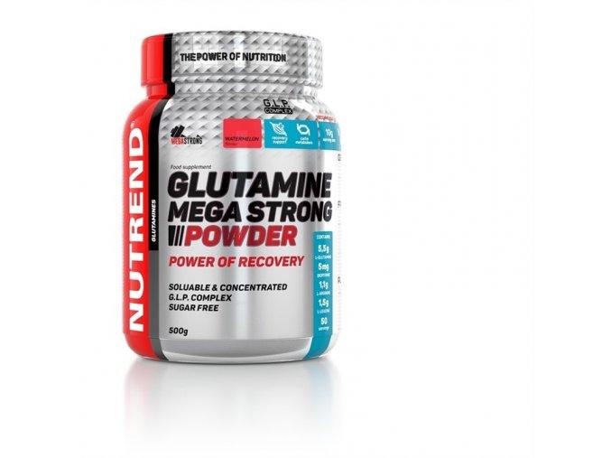 Glutamine Mega Strong Powder 500g
