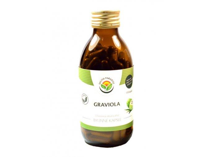 Graviola - Annona muricata kapsle