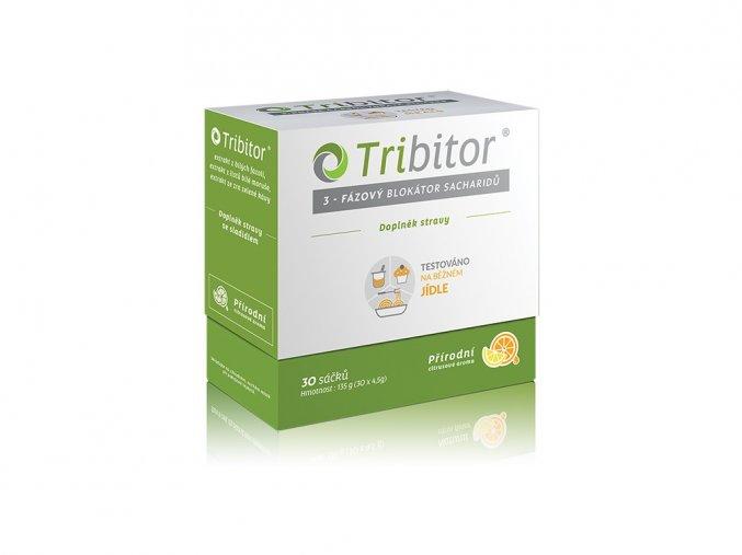Tribitor 3-fázový blokátor sacharidů 30 sáčků