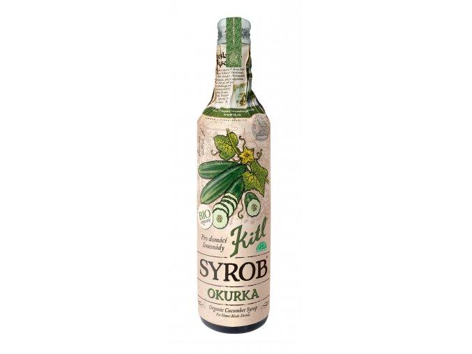 Bio Kitl Syrob Okurka 500ml
