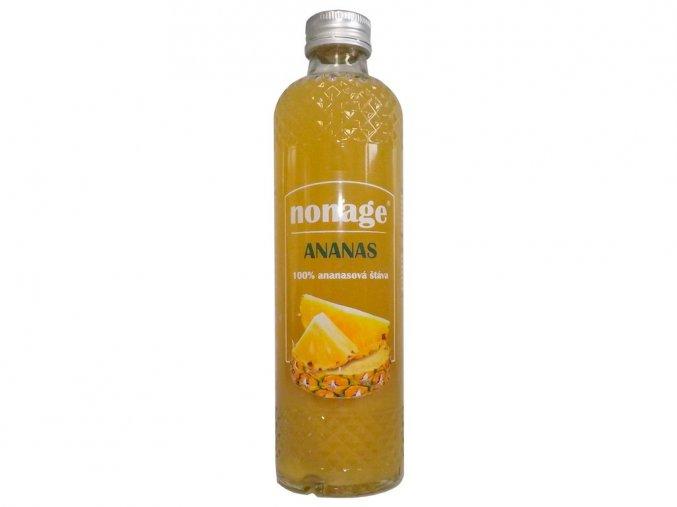 Ananasová 100% šťáva 330ml