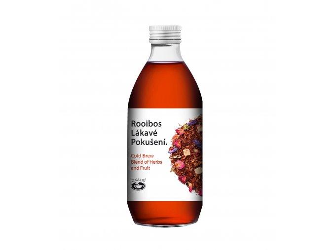 Ledový nápoj Rooibos Lákavé pokušení 330 ml