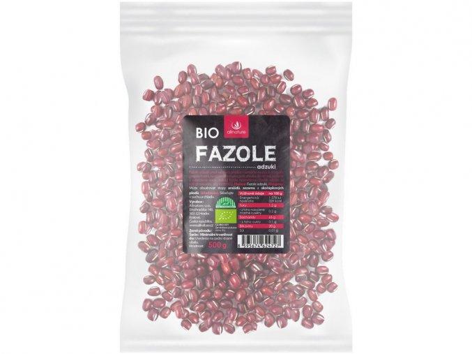 AKCE - Bio Fazole adzuki 500g, min. trv. 30.9.2019
