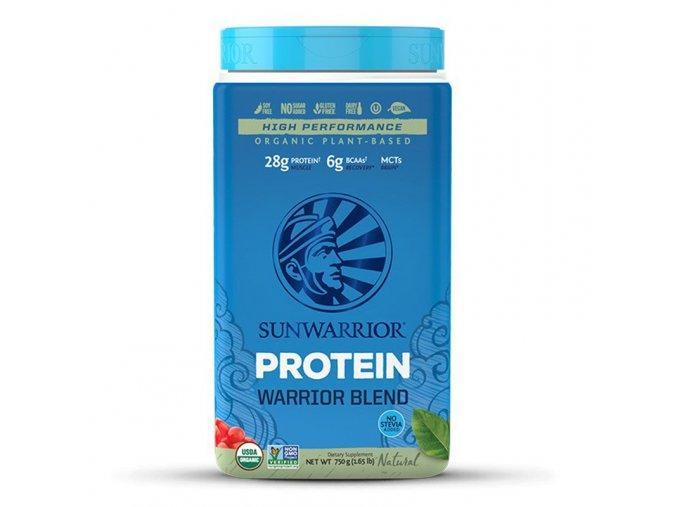 Protein Blend BIO 750g natural (Hrachový, konopný protein a goji) DMT: 13.06.2021