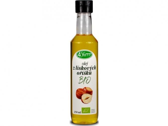 AKCE - Bio Olej z lískových oříšků 250ml, min.trv. 30.6.2020