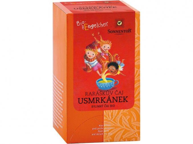 Bio Raráškův čaj - usmrkánek - bylinný čaj porc. 20g dárkový (20sáčků)