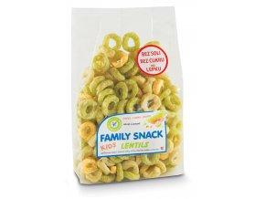 Family snack Lentils 120g