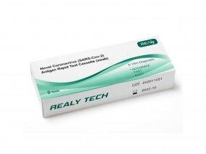 Antigenní test SARS-Cov-2 5ks v balení