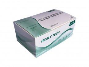 Antigenní test SARS-Cov-2 25ks v balení