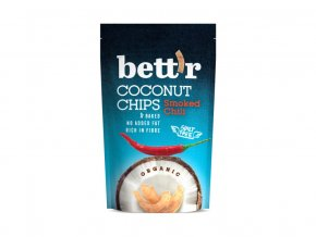 Bio Kokos chips s chili 70g