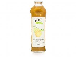 Bio Šťáva meruňka jablko 100% bez cukru 930ml