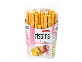 Bio Crispins tyčka amarantová delicates 50g
