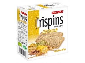 Bio Crispins 7-zrnný plátek 100g