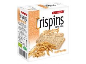 Bio Crispins špaldový plátek 100g
