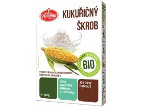 Bio kukuřičný škrob Amylon 200g - bez lepku