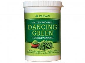 Bio Proteinový nápoj Dancing Green 160g
