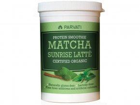 Bio Proteinový nápoj Matcha Sunrise 160g