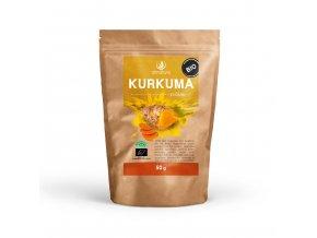 Bio Kurkuma prášek 50 g