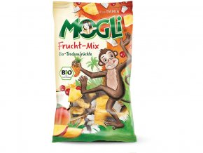 Bio směs exotického ovoce frucht mixfruit bez cukru 40g
