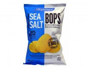 Bio Bramborové chipsy 85 g - mořská sůl