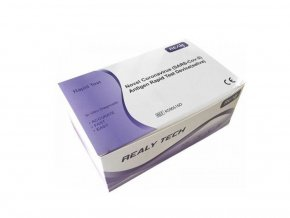 Realy Tech SARS-CoV-2 Antigen Rapid Test ze slin 5 ks