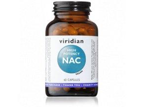 High Potency NAC 60 kapslí