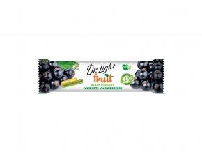 Tyčinka ovocná Dr.Light Fruit Černý rybíz 30g