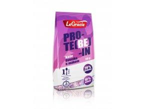 Bezlepková proteinová kaše PRO-TE(BE)-IN švestky s mákem 50g