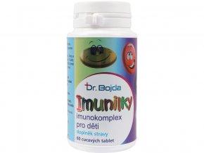 Imunilky-imunokomplex pro děti 60 cucavých tablet
