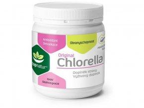 Chlorella 150g prášek