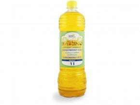 Výběrový slunečnicový olej 1l plast