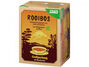 Bio Zeleny Rooibos caj Natur nearomatizovany 40 sacku