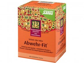 Bio Abwehr-Fit® - Bylinný čaj s Lapachem a Vitamiem C na posílení imunity 15 sáčků
