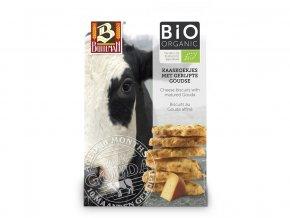 Bio Sýrové biskvity se zralým sýrem Gouda 75g