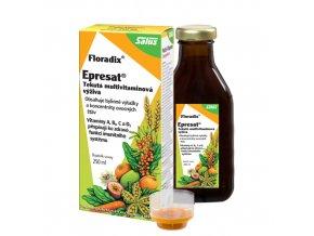 Bio bylinné tonikum Epresat Multivitamin Energeticum 250 ml