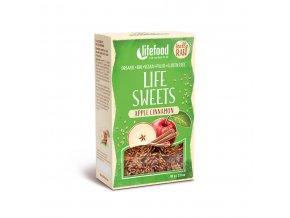 Bio Life sweets Jablečné se skořicí 80g