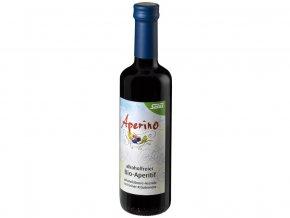 Bio Aperino Rosso bylinný aperitiv bez alkoholu 500 ml