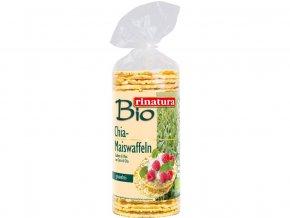 Bio chlebíček kukuřičný s chia 120 g