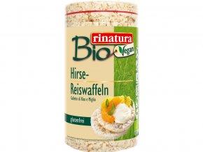 Bio chlebíček rýžovo jáhlový 100 g