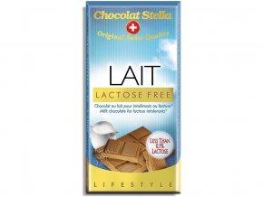 Čokoláda mléčná bez laktózy 100 g